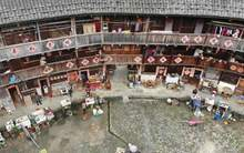 Moychay china tea travel in south fujian mountains tulou 4