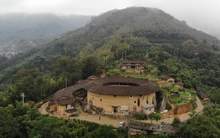 Moychay china tea travel in south fujian mountains tulou 28