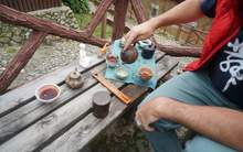 Moychay china tea travel in south fujian mountains tulou 63