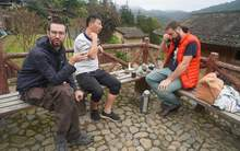 Moychay china tea travel in south fujian mountains tulou 69