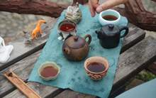 Moychay china tea travel in south fujian mountains tulou 72