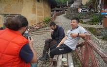 Moychay china tea travel in south fujian mountains tulou 75